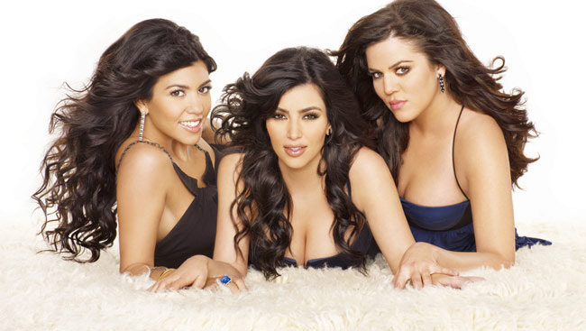 The Kardashians sisters without makeup