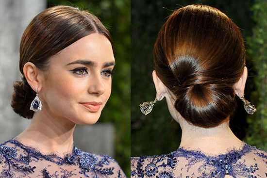 bun hairstyle for weddings