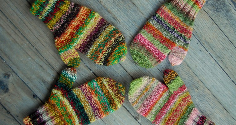 how to make the best mittens