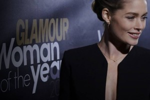 Doutzen Kroes woman of the year 2014