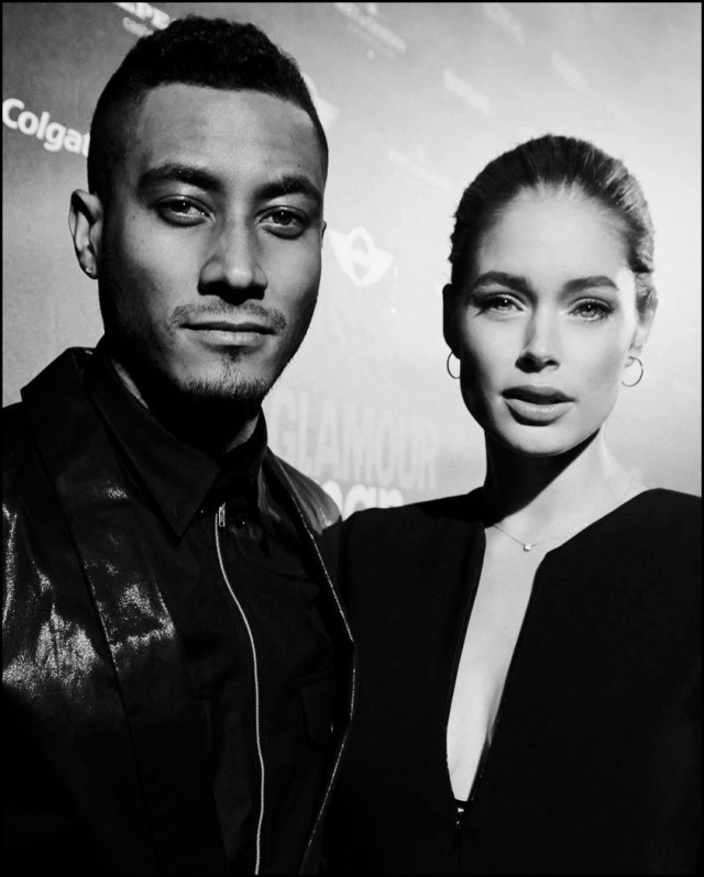 Doutzen Kroes husband James Sunnery