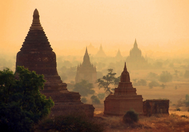 Myanmar best exotic destination