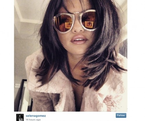 Selena Gomez short hair 2015