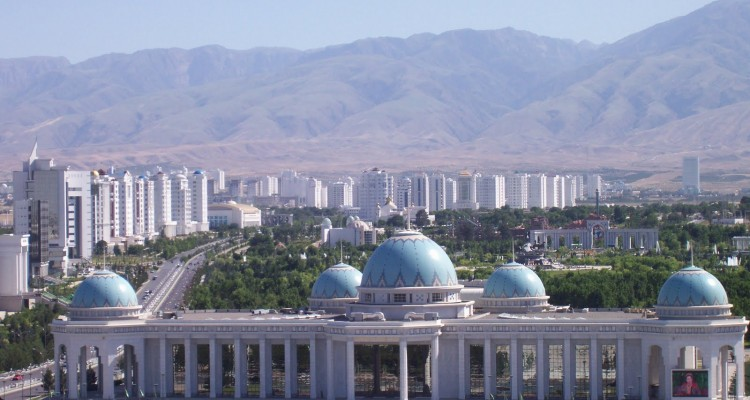 Turkmenistan exotic destination for turists