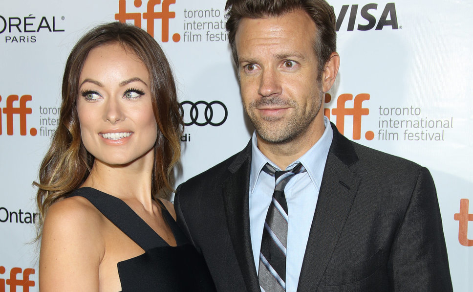 Olivia Wilde pregnant with partner Jason Sudeikis