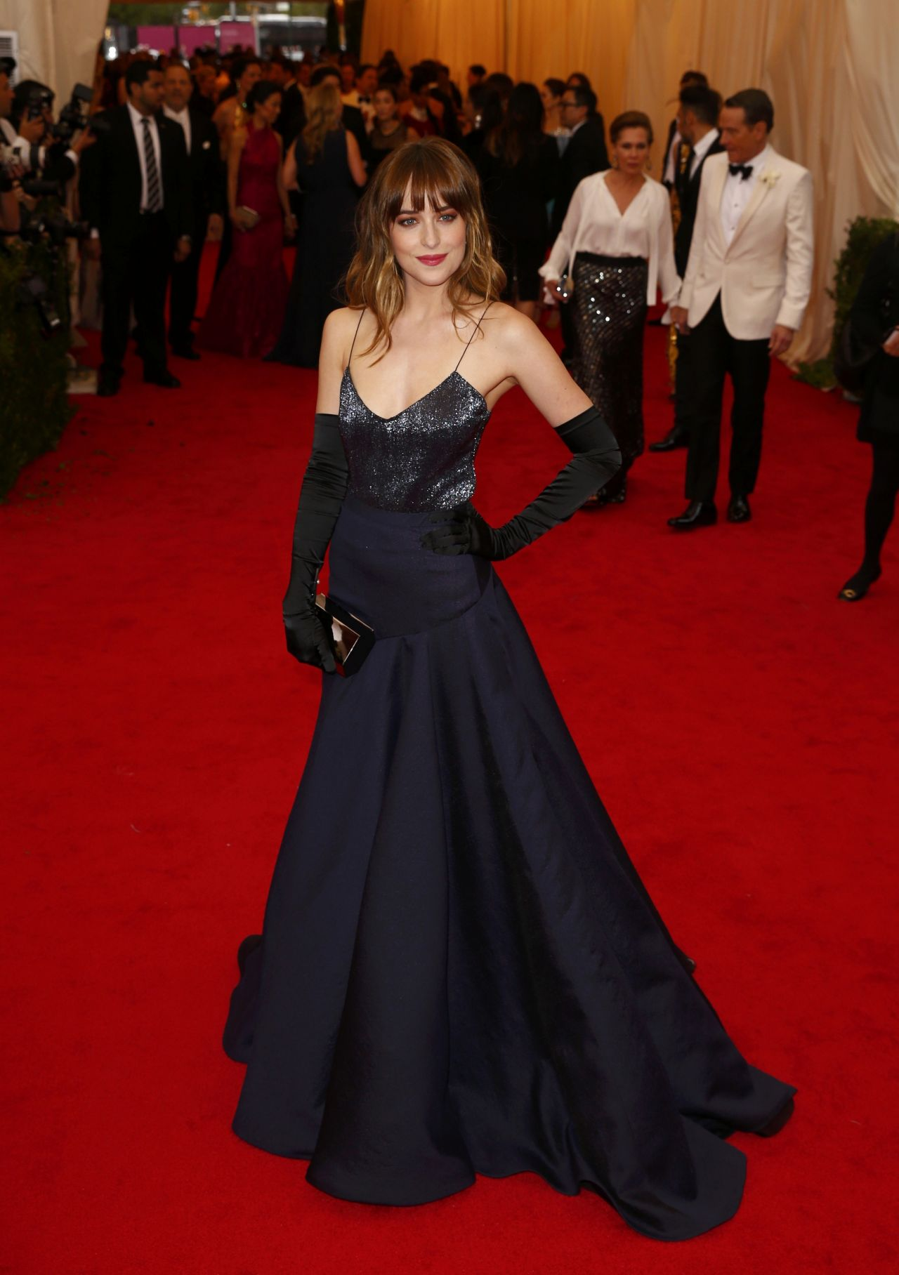 e471354af Dakota Johnson – impressions about Fifty Shades of Grey | All on Style
