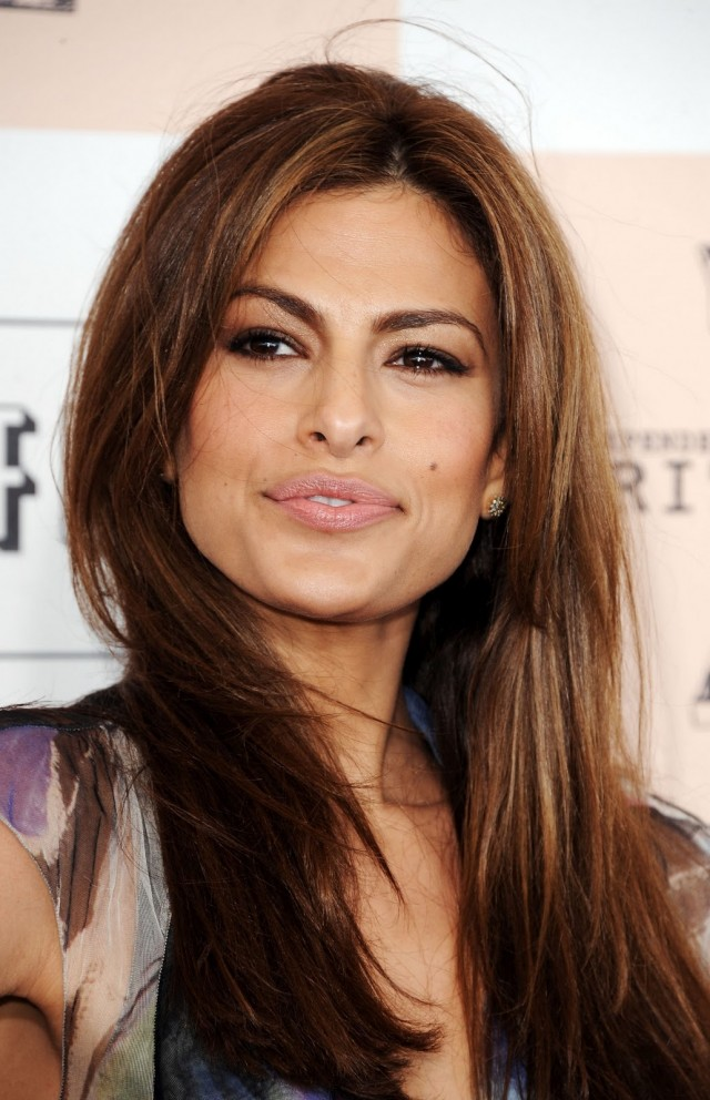 Eva Mendes favourite beauty products