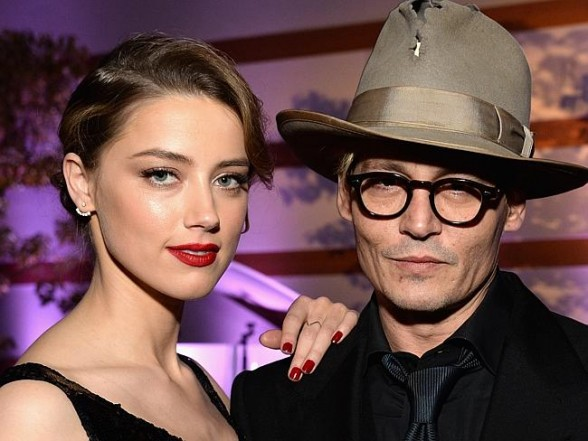 Johnny Deep and Amber Heard marriage problems