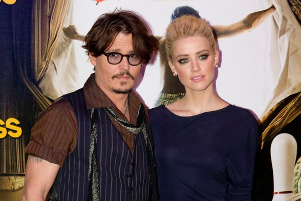Johnny Deep and Amber Heard might split over drinking problems