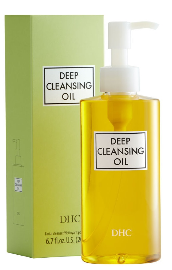 best deep cleansing oil