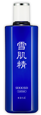 best japanese tonic lotion sekkisei