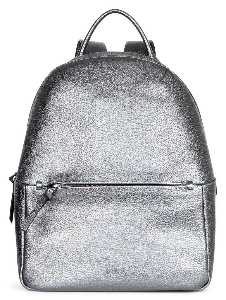 buy Ecco Sp silver backpack