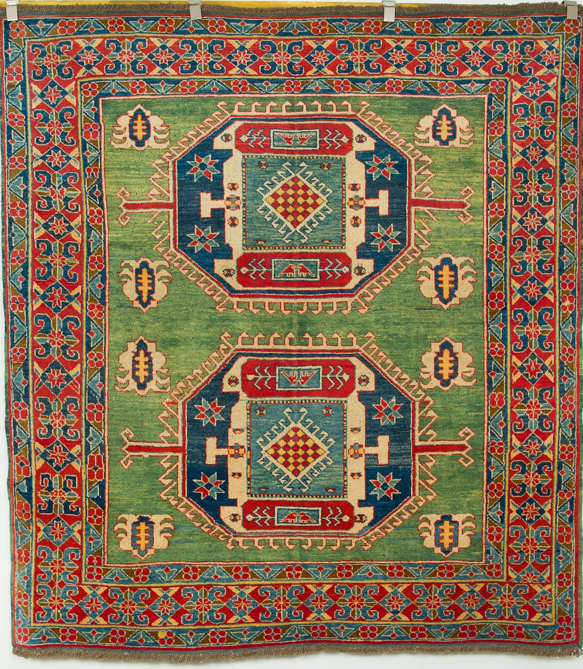 Afganistan wool carpet for traditional design