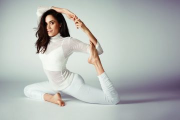 Meghan Markle yoga clothes