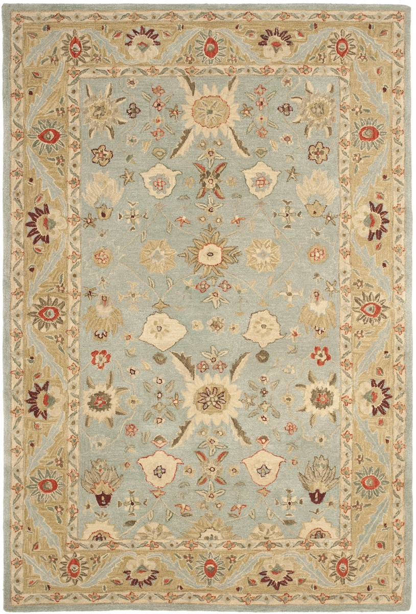 Oriental Wool carpet for traditional house design